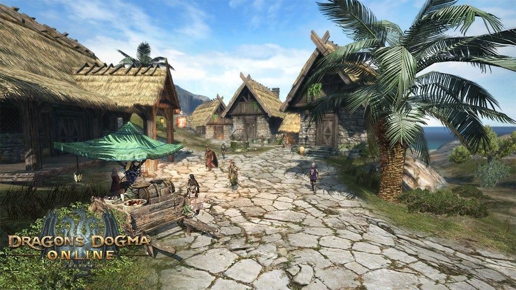Dragon's Dogma Online - Map screenshot 3