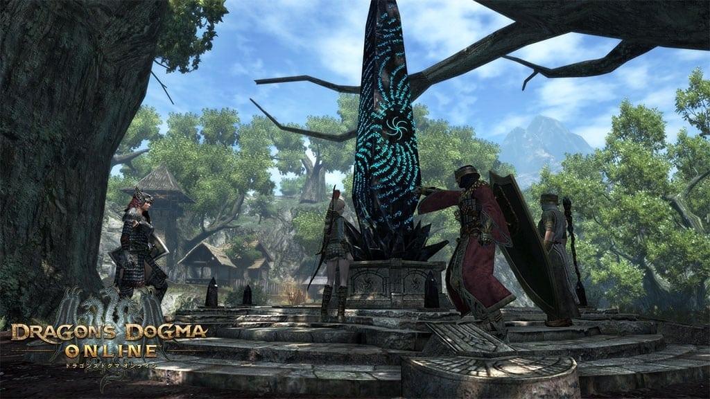 Dragon's Dogma Online - Map screenshot 5