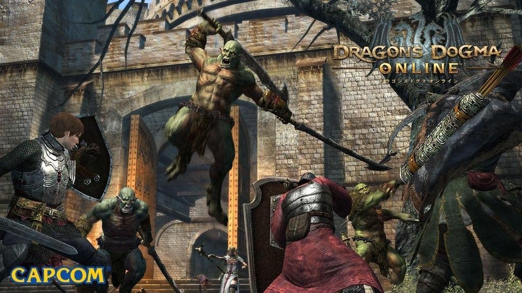 Dragon's Dogma Online - Orc screenshot 1