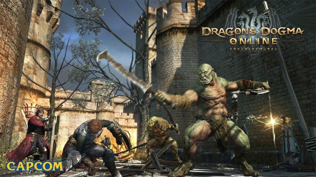 Dragon's Dogma Online - Orc screenshot 2