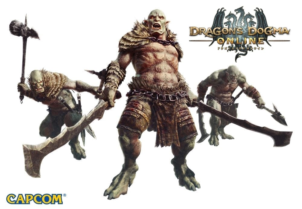 Dragon's Dogma Online - Orc