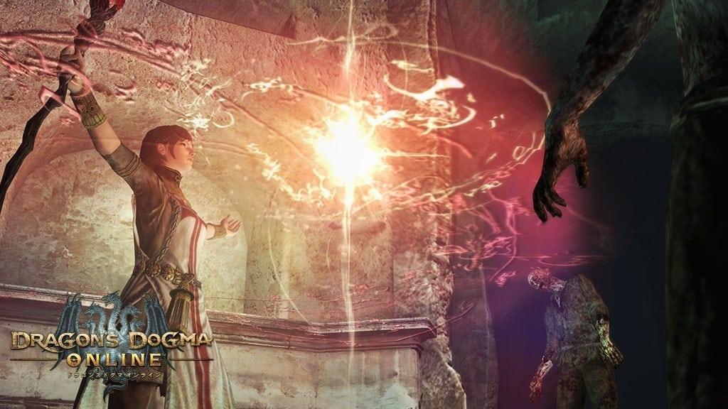 Dragon's Dogma Online - Priest screenshot 1
