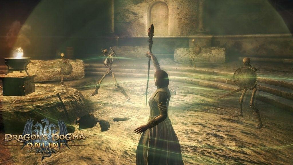 Dragon's Dogma Online - Priest screenshot 2
