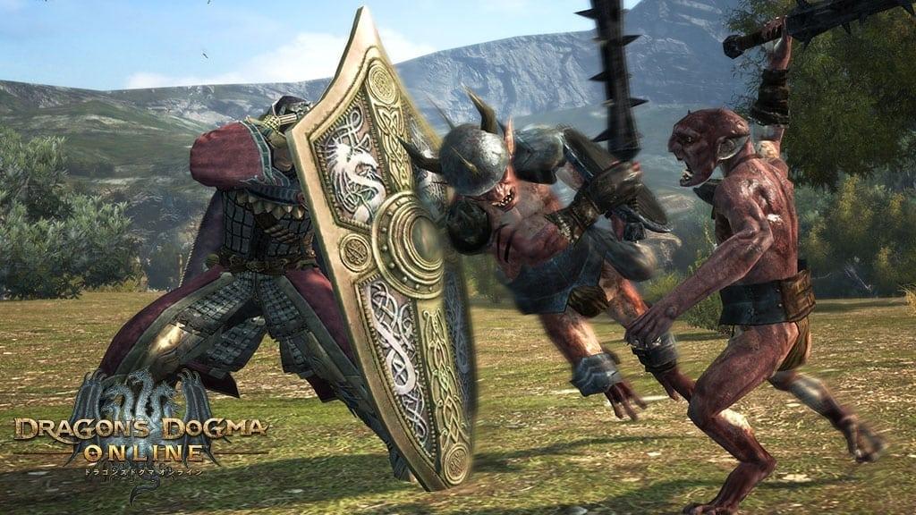 Dragon's Dogma Online - Shield Sage screenshot 1
