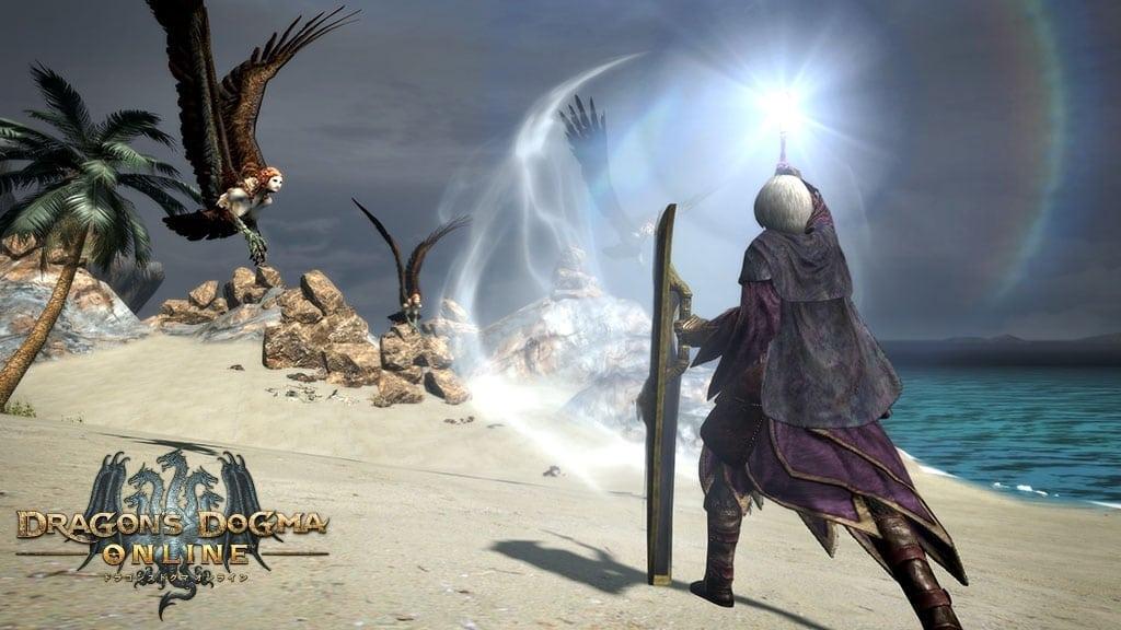 Dragon's Dogma Online - Shield Sage screenshot 2