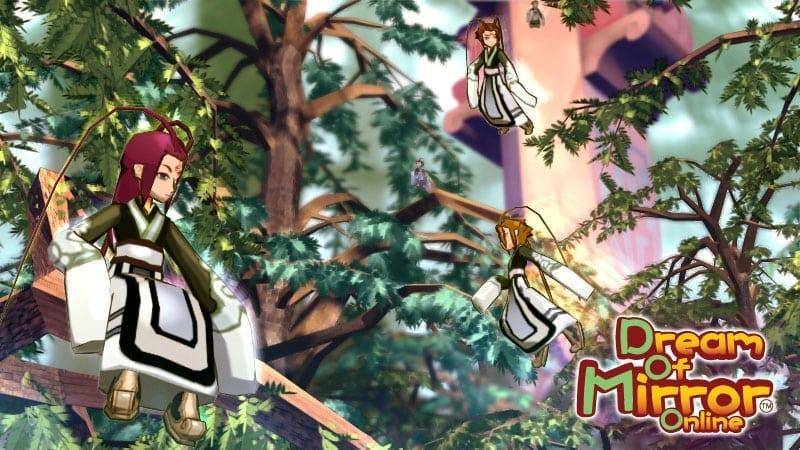 Dream of Mirror Online screenshot 2