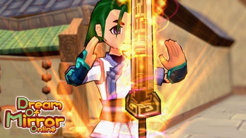 Dream of Mirror Online screenshot 3
