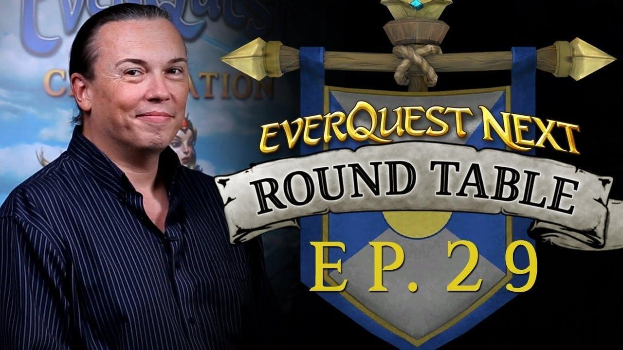 EverQuest Next - David Georgeson