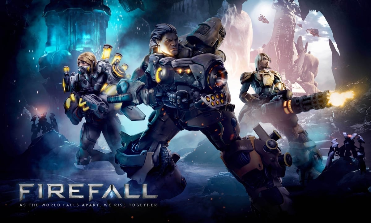 Firefall wallpaper