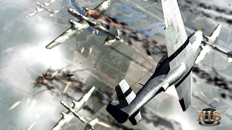 Heroes in the Sky screenshot 1