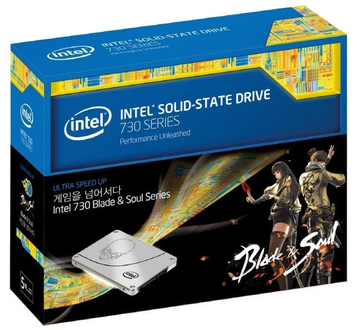 Intel + Blade & Soul promo 1