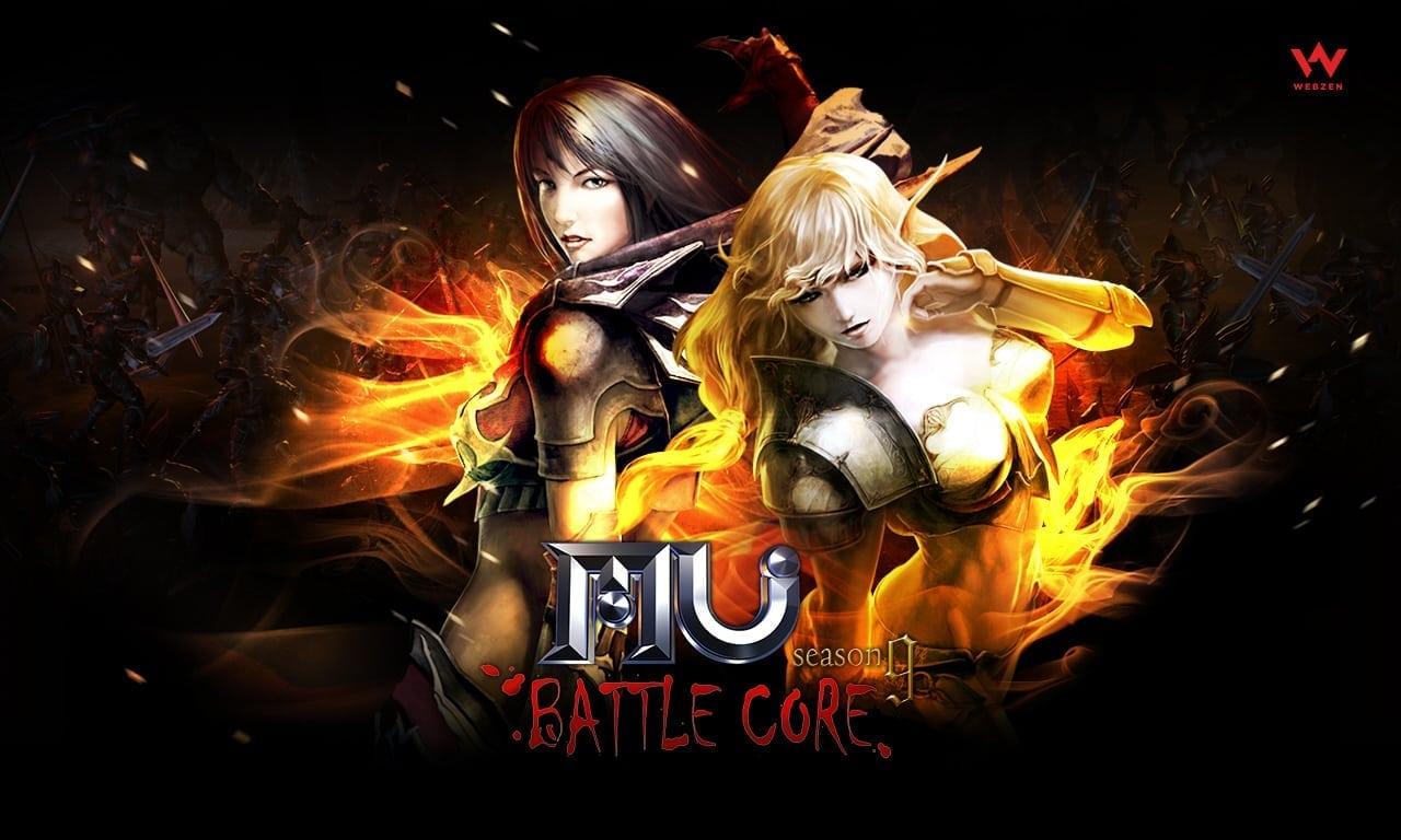 MU Online Battle Core