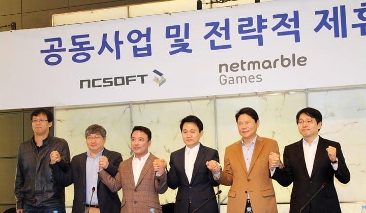 NCsoft and Netmarble