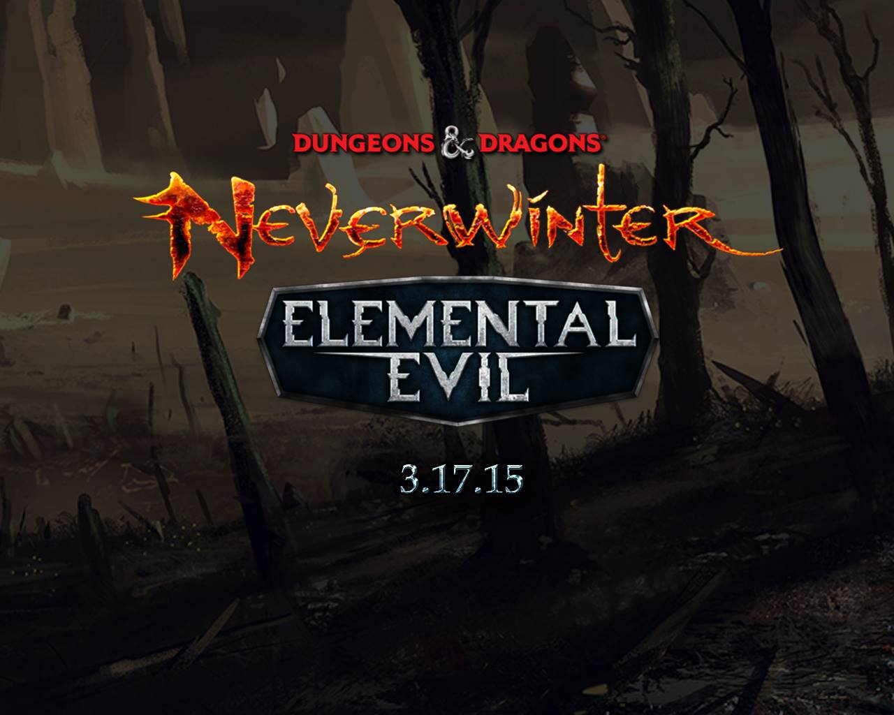 Neverwinter Elemental Evil launch date