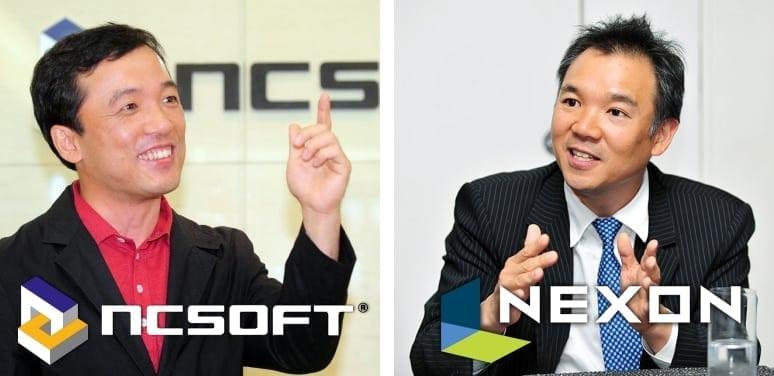 Nexon vs NCsoft