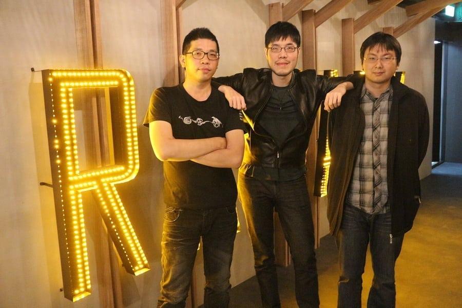 Rayark Games executives