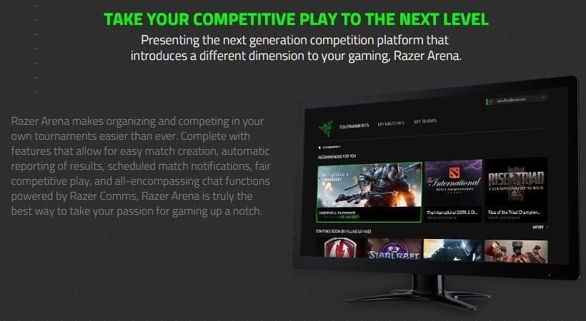 Razer Arena description