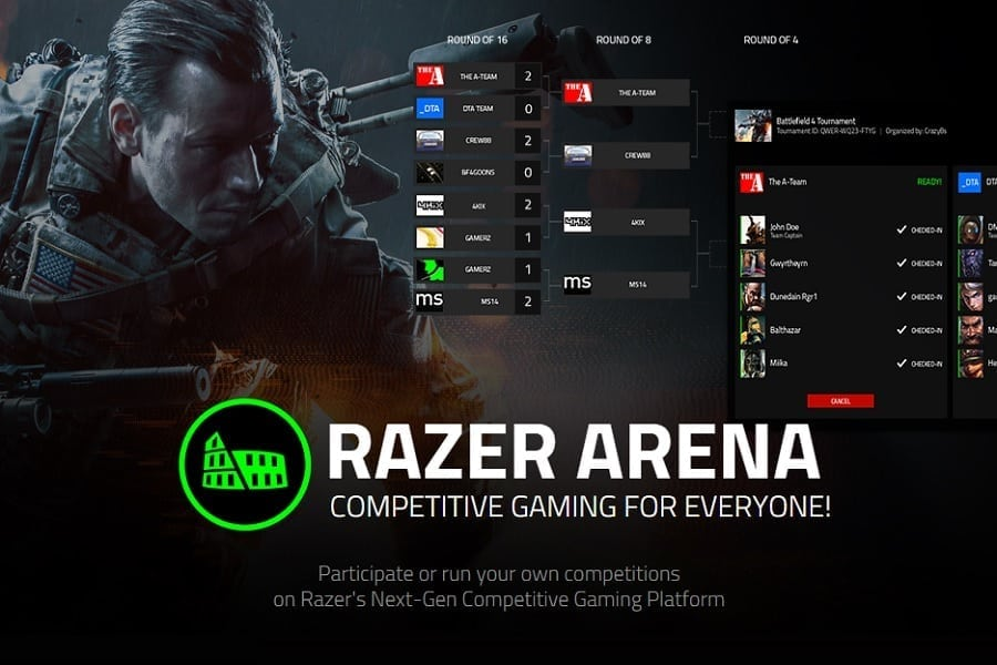 Razer Arena image