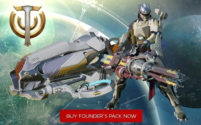 Skyforge - Buy Founder's Pack