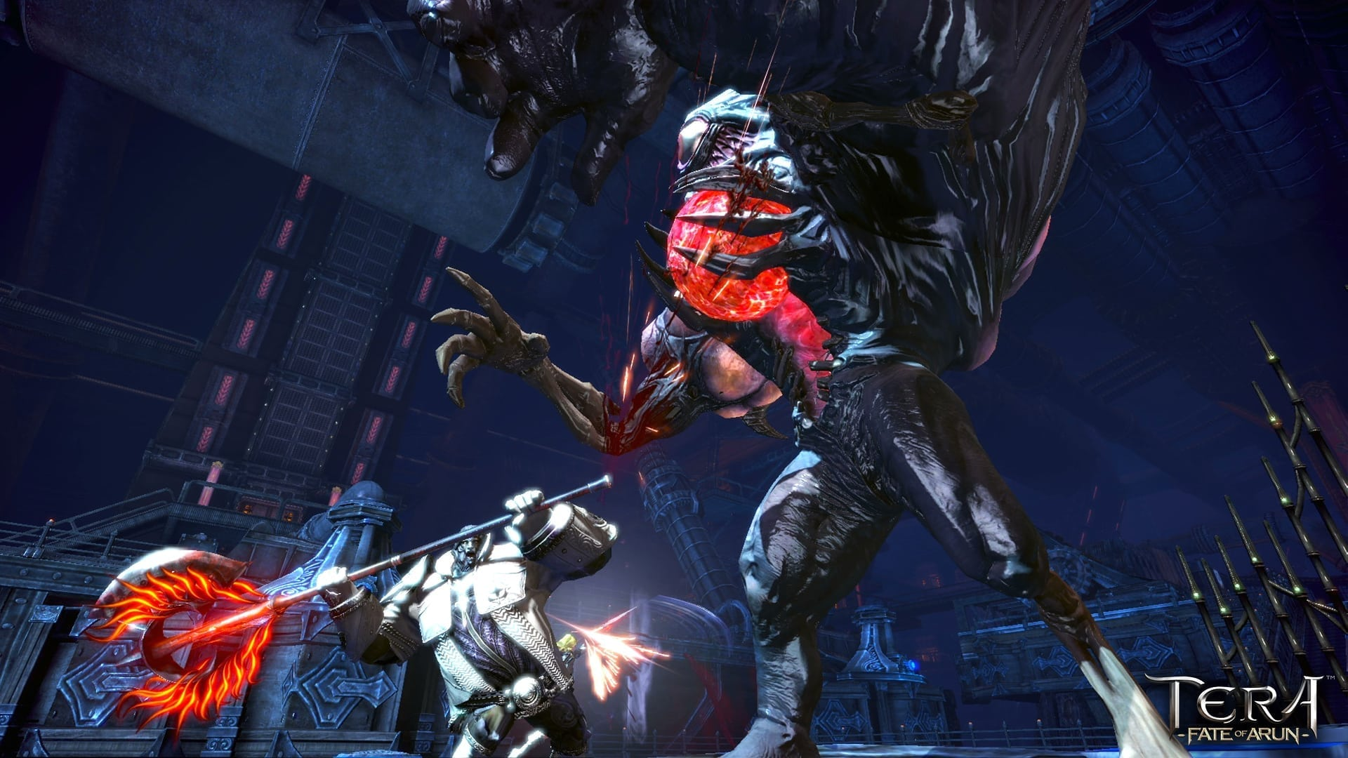 TERA - New boss monster 2
