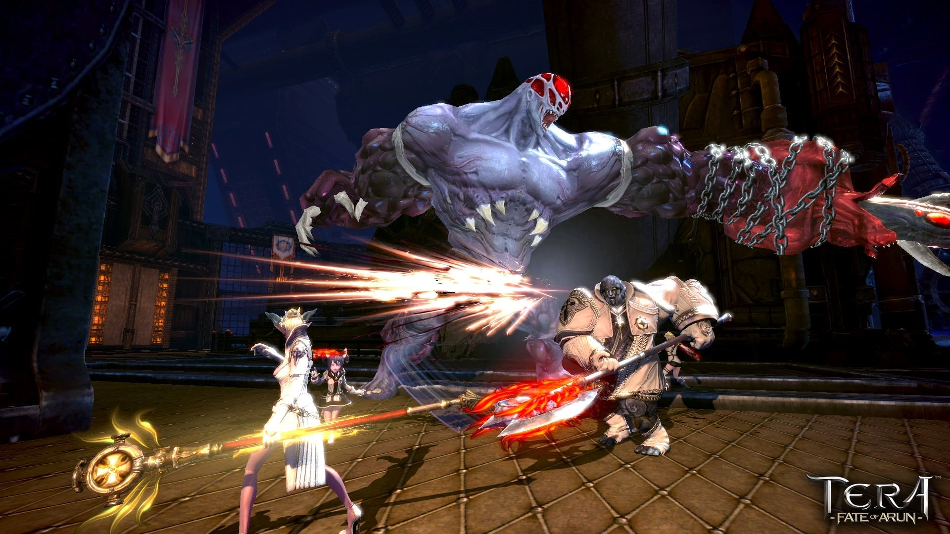 TERA - New boss monster 3