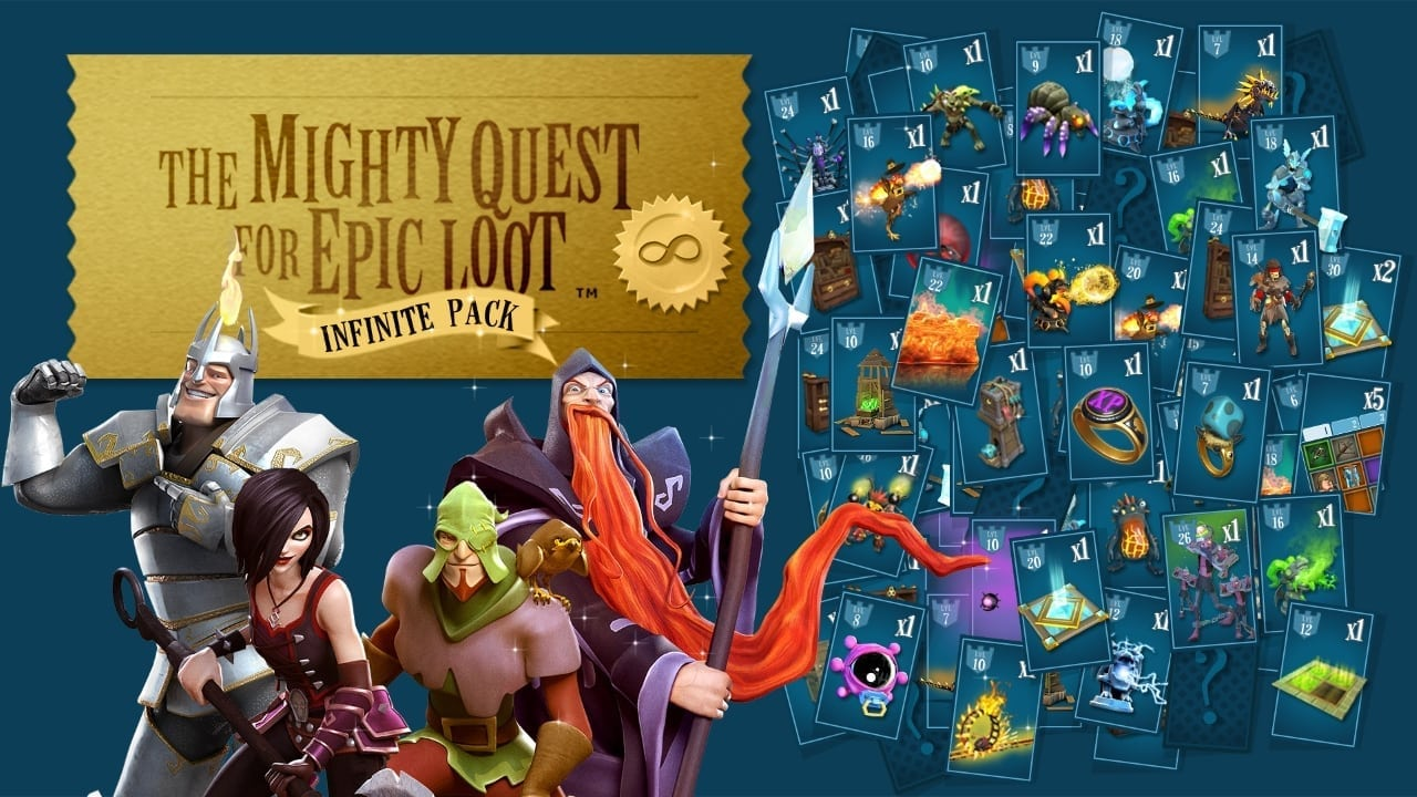 The Mighty Quest for Epic Loot - Infinite Pack