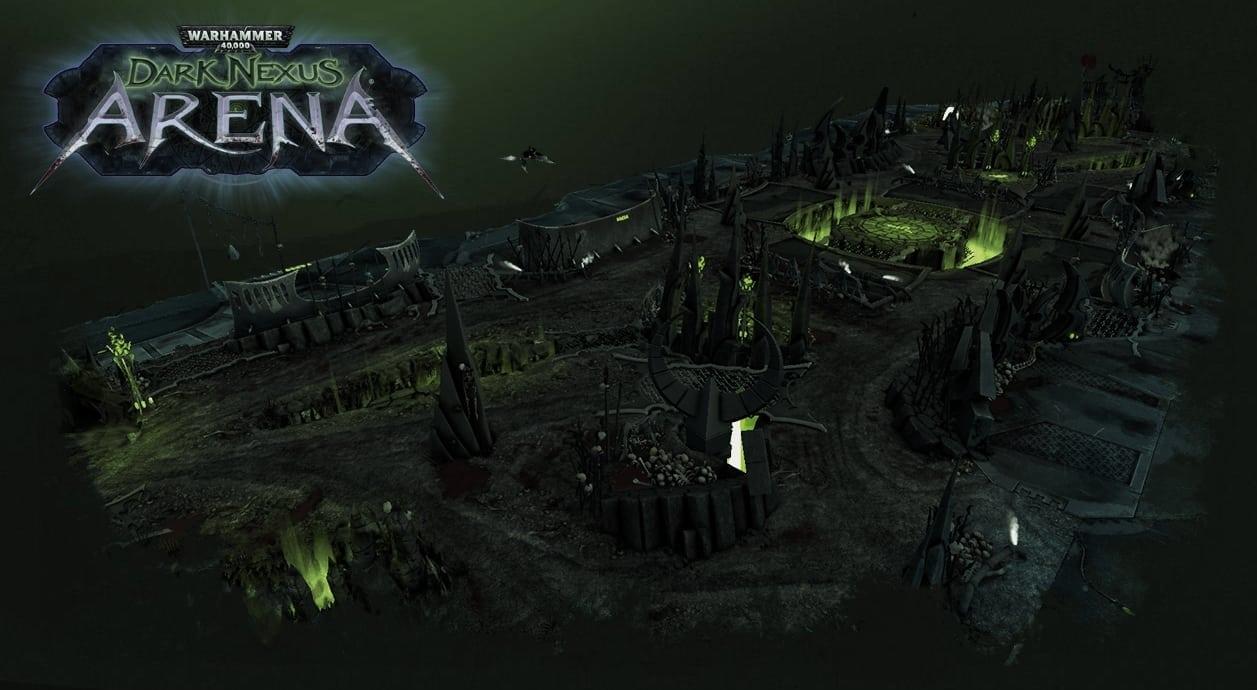 Warhammer 40,000 Dark Nexus Arena - Map image