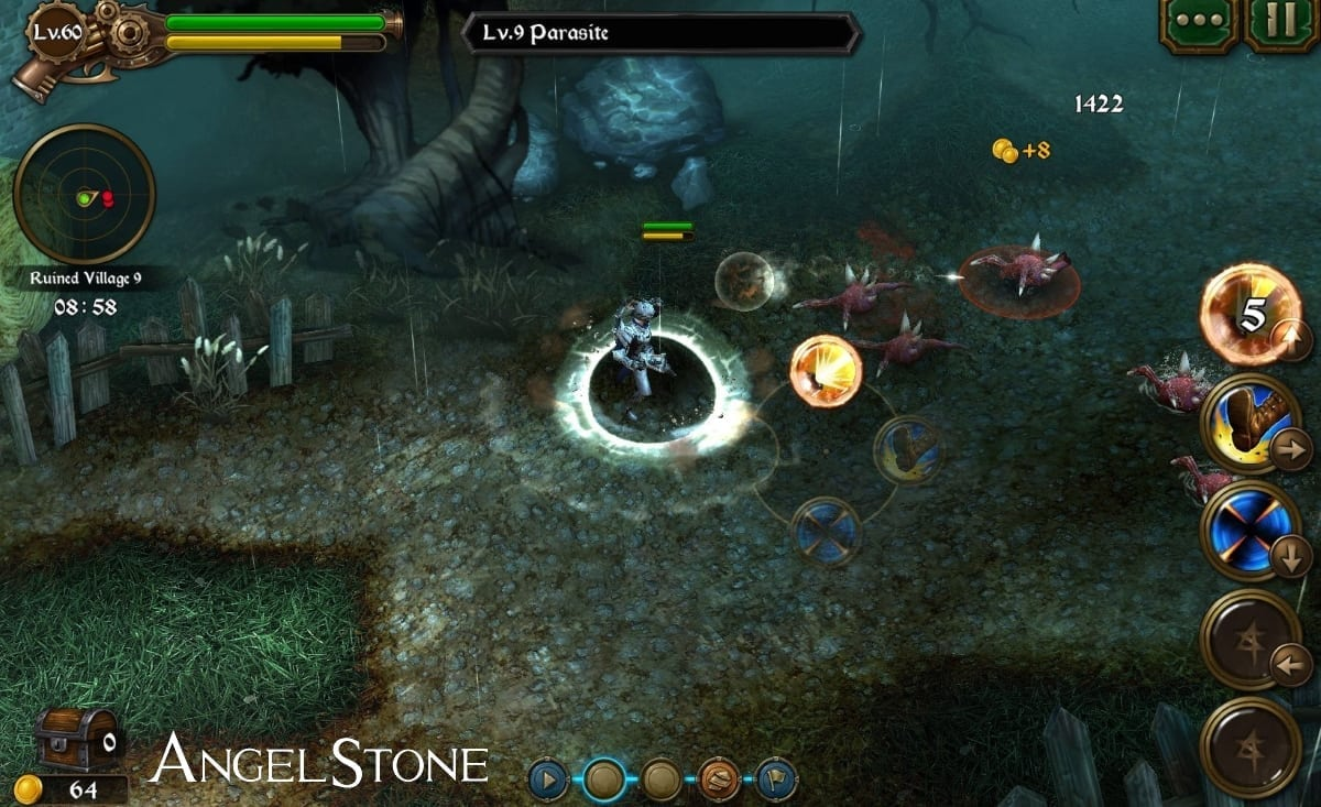 Angel Stone screenshot 3