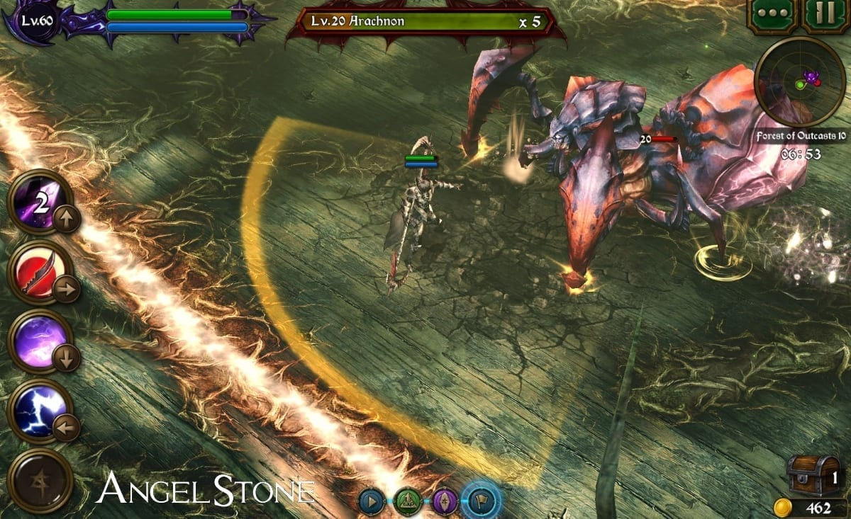 Angel Stone screenshot 4