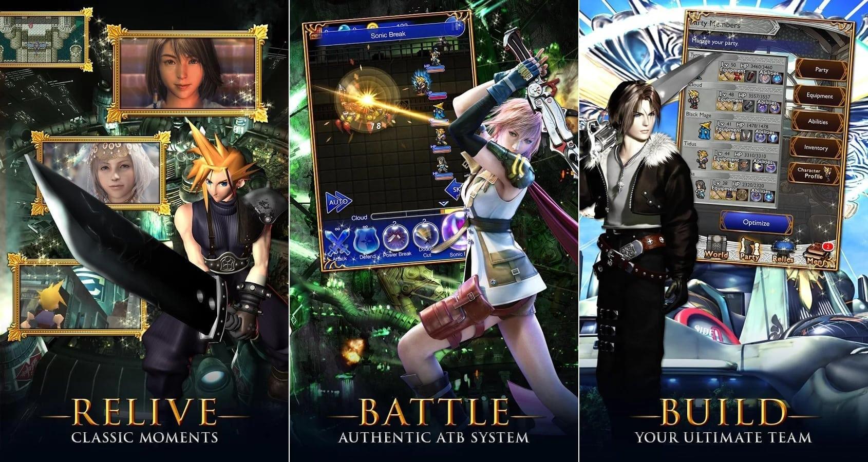 Final Fantasy Record Keeper image