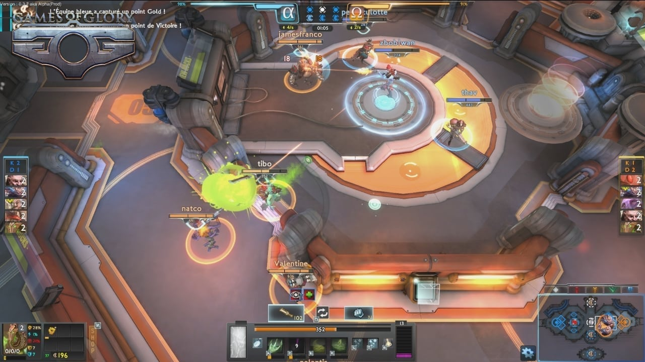 Games of Glory screenshot 2