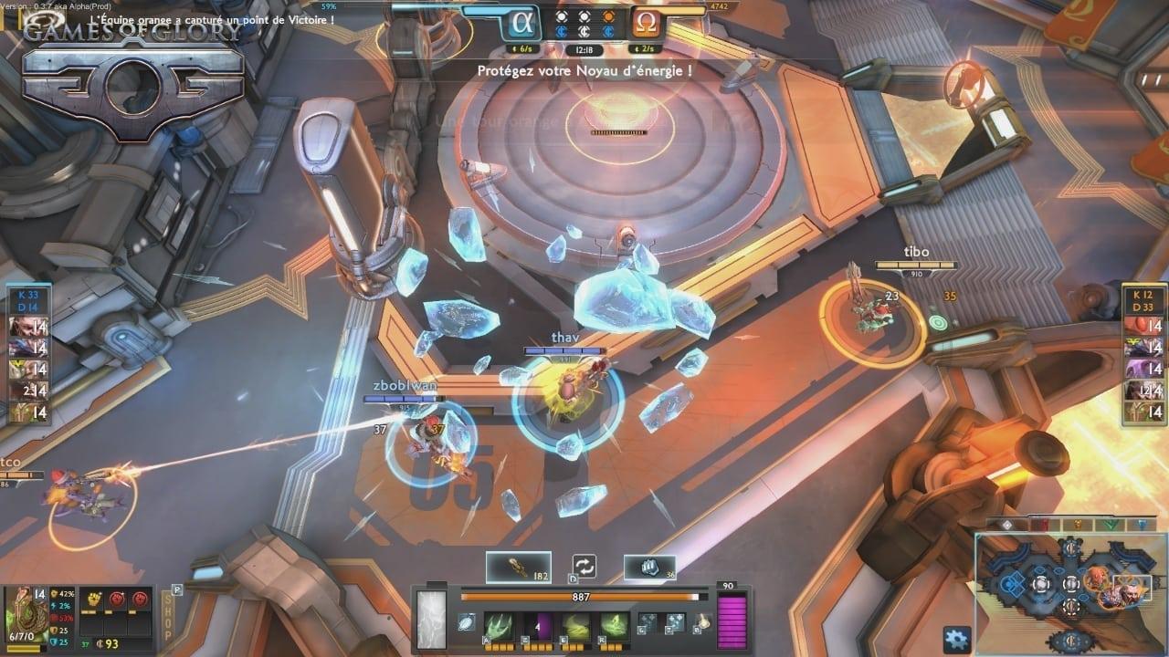 Games of Glory screenshot 4