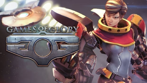 Games of Glory – New sci-fi MOBA title launching on Steam