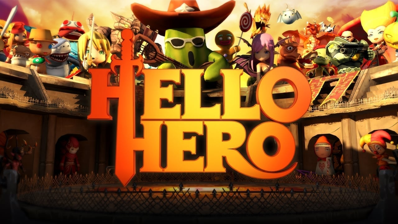Hello Hero image