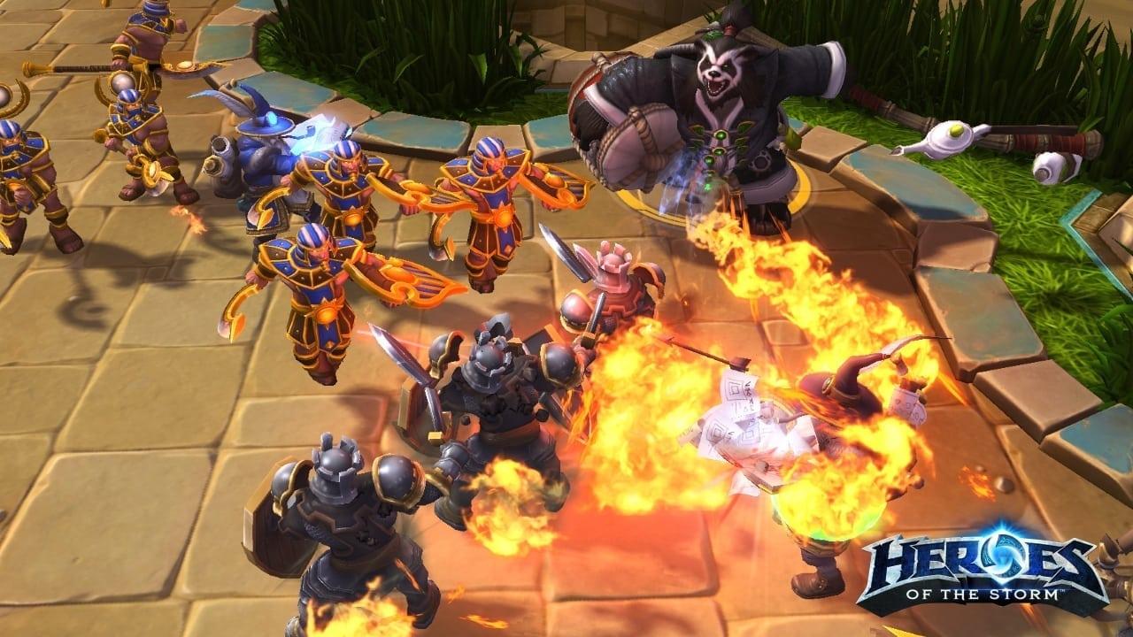 Heroes of the Storm screenshot 4