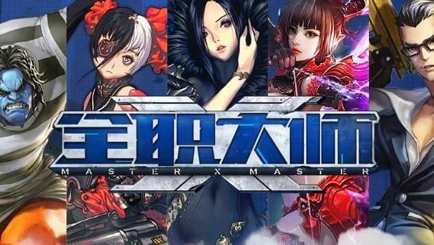 Master X NCsoft MOBA Begins Closed Beta In China This May