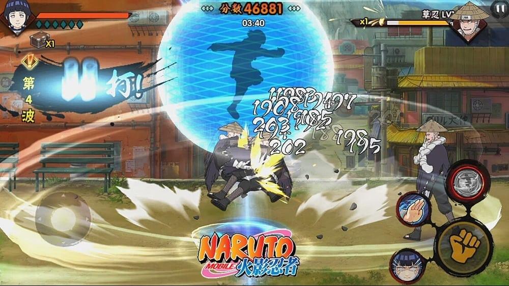 Naruto Mobile screenshot 3