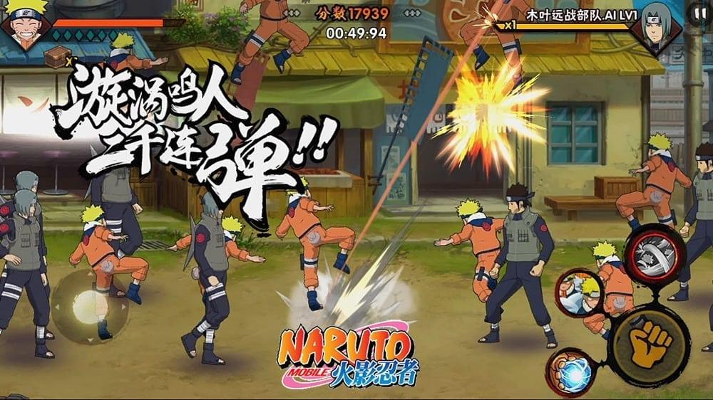 Naruto Mobile screenshot 5