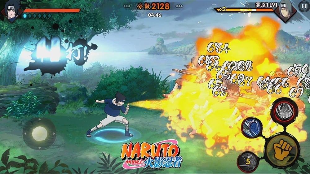Naruto Mobile screenshot 6