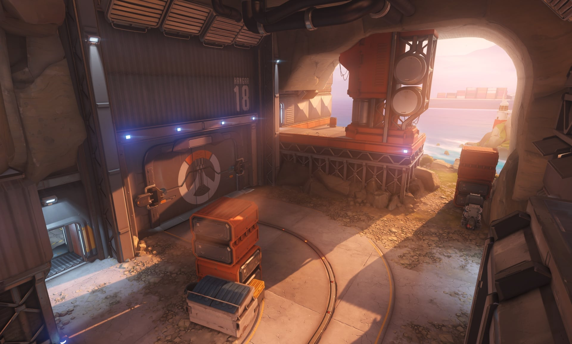 Overwatch - Watchpoint Gibraltar screenshot 1