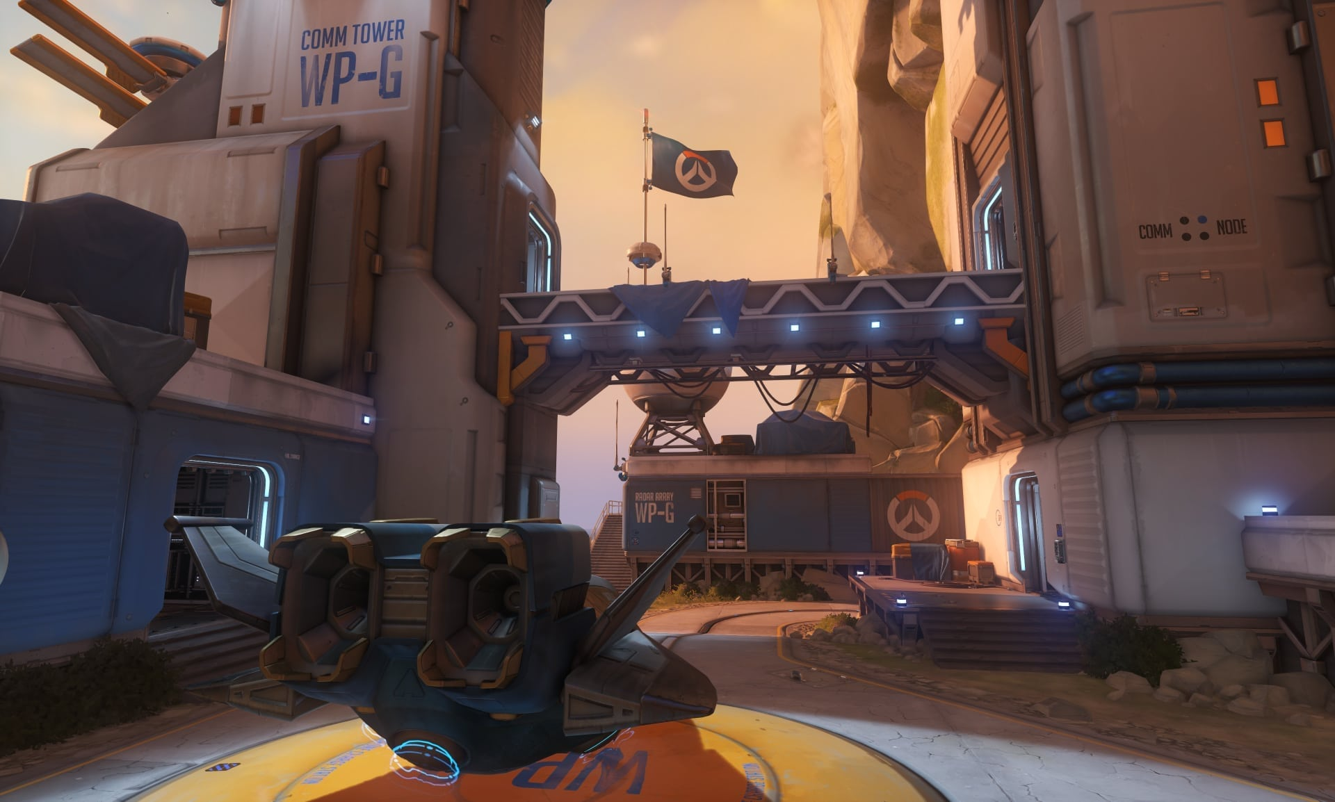 Overwatch - Watchpoint Gibraltar screenshot 2