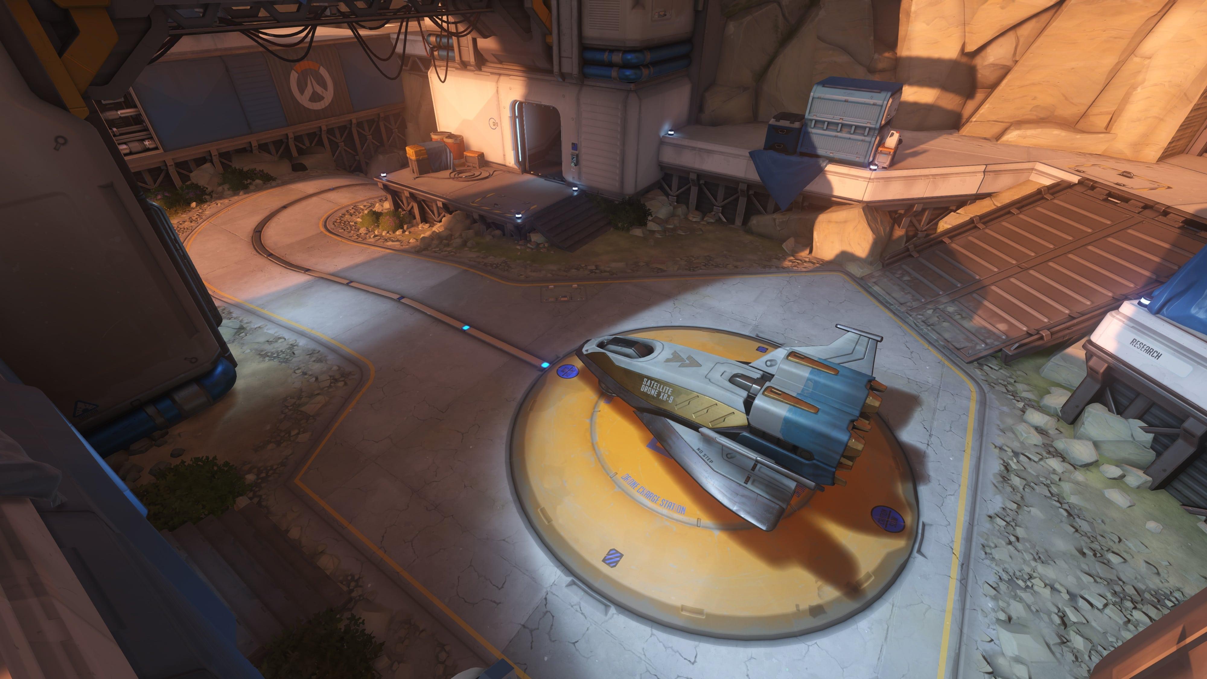 Overwatch - Watchpoint Gibraltar screenshot 3