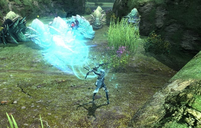 Phantasy Star Online 2 - Bullet Bow skills