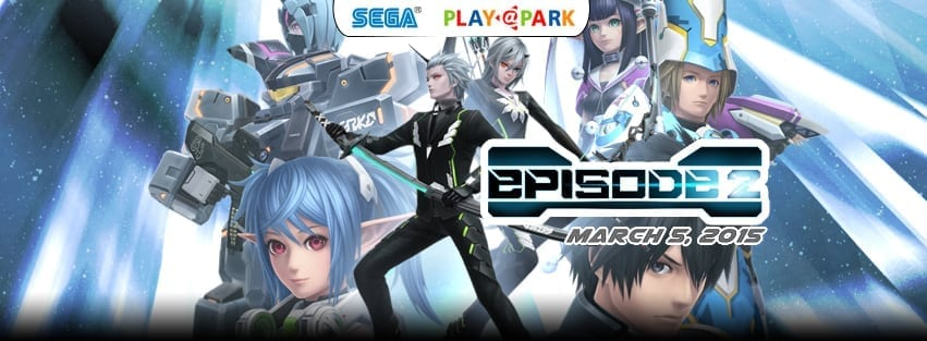 Phantasy Star Online 2 - Episode 2