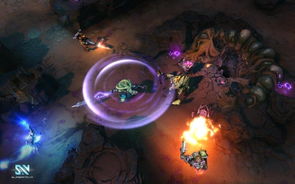 Supernova screenshot 3