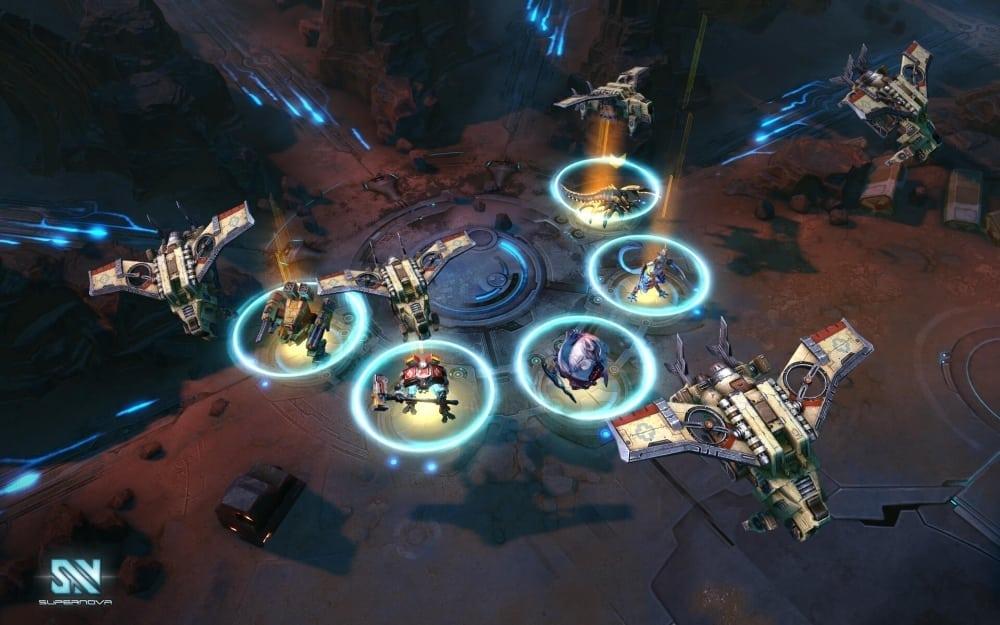 Supernova screenshot 4