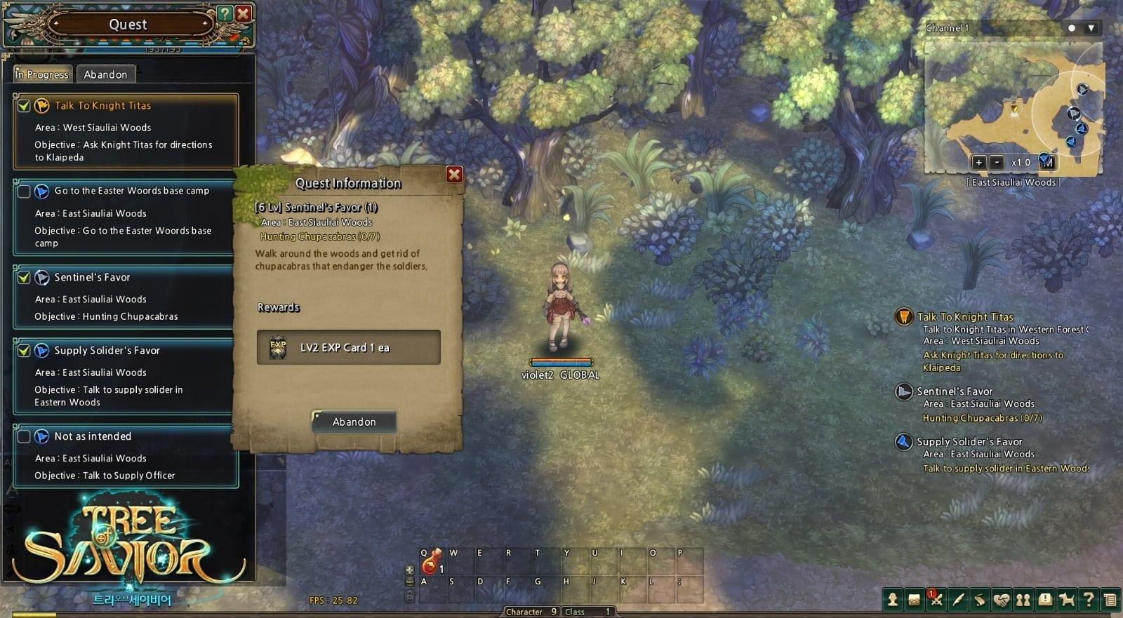 Tree of Savior - Global English screenshot 2