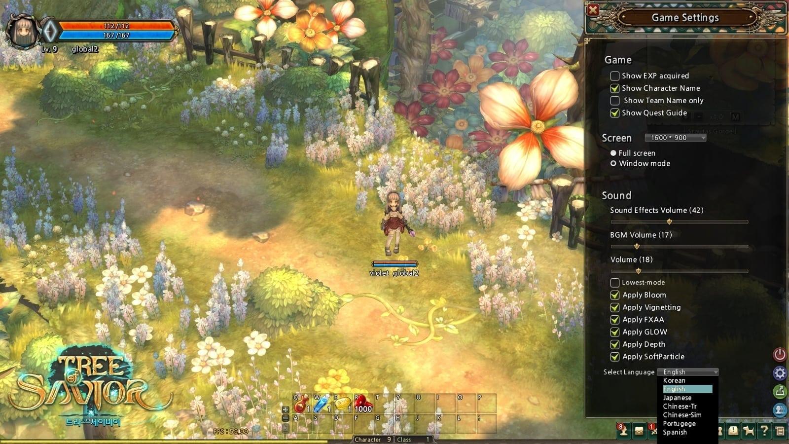 Tree of Savior - Global English screenshot 4