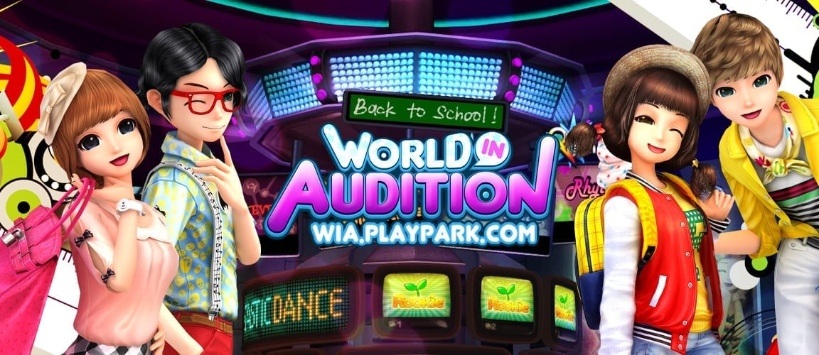 World in Audition April image 1