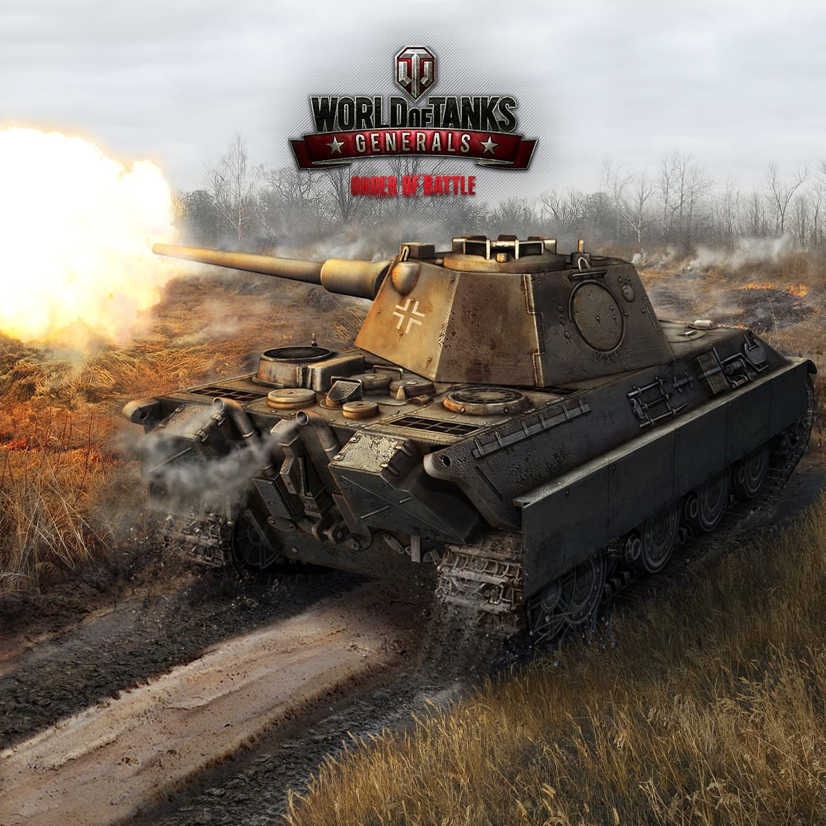 World of Tanks Generals artwork